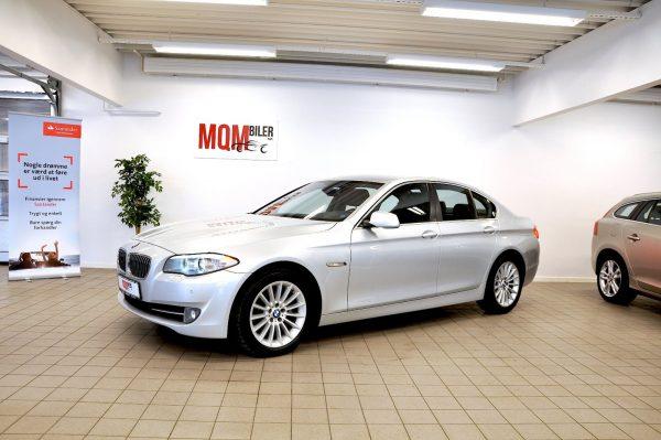 BMW 525d 2,0 aut. 4d
