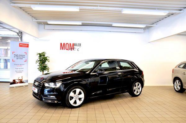 Audi A3 1,6 TDi Ambition